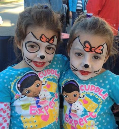 Face Painter Long Island Home